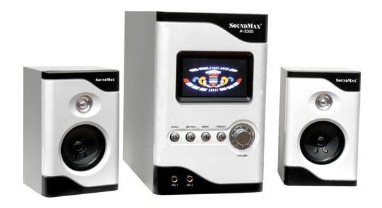 Loa Sound Max có thiết kế sang trọng
