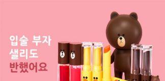 thương hiệu son môi Hàn Quốc