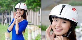 Mũ bảo hiểm chất lượng thương hiệu Andes