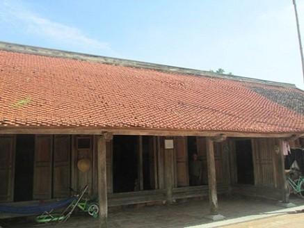 Nhà cổ của gia đình ông Phạm Ngọc Tùng