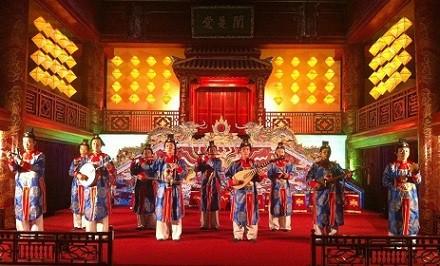 Nhã nhạc cung đình Huế