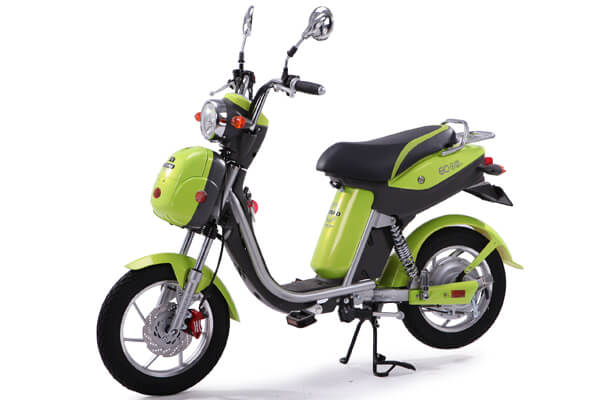Nijia Dibao Eco - xe đạp điện học sinh sinh viên nên mua