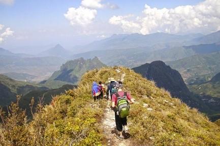 Núi Bạch Mộc Lương Tử