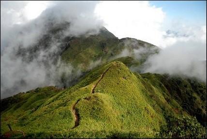 Núi Pusilung