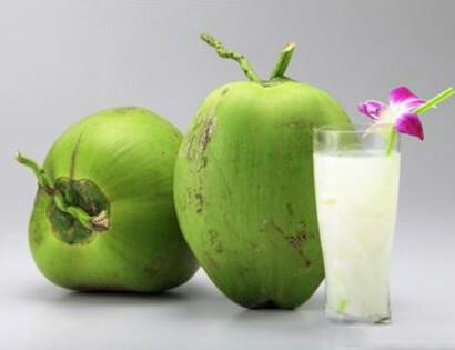 Một ly nước dừa sẽ giúp hệ tiêu hóa khỏe hơn