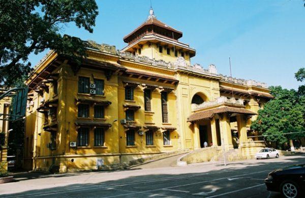 Đại học quốc gia Hà Nội - Đại học tốt nhất Việt Nam