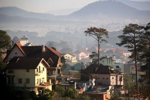 TP Đà Lạt-địa điểm du lịch