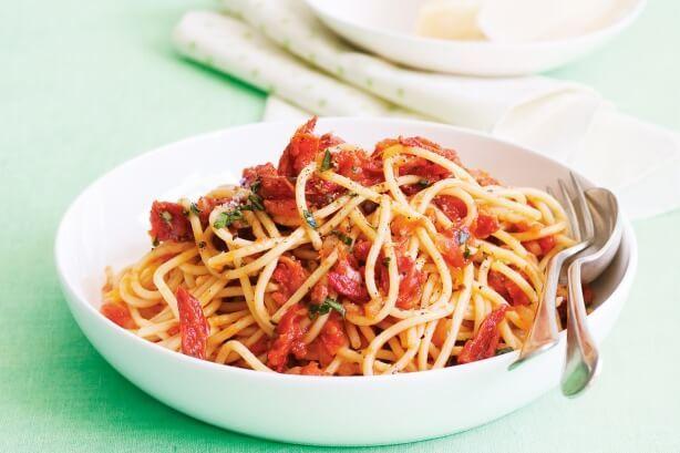 Mì Pasta ngon lành của Ý
