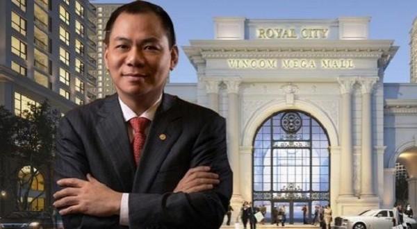 Tỷ phú Phạm Nhật Vượng người giàu nhất Việt Nam hiện nay