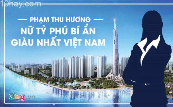 Tỷ phú Phạm Thu Hương