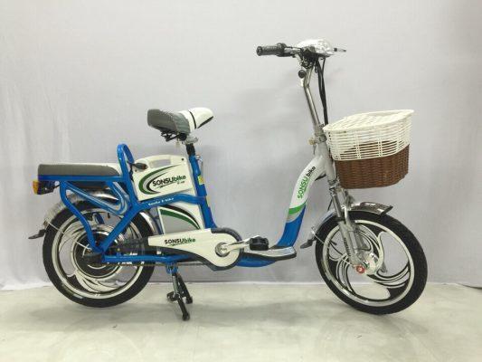 Sonsu Bike - xe đạp điện học sinh sinh viên nên mua