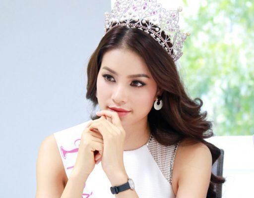 Hoa hậu Hoàn vũ Việt Nam 2015 Phạm Hương