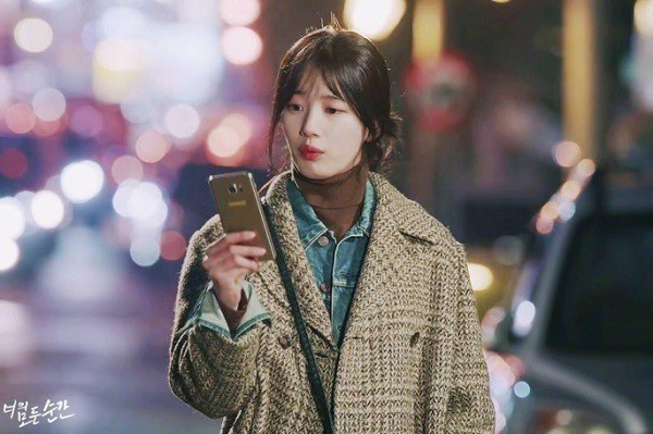 Suzy trong phim Yêu không kiểm soát