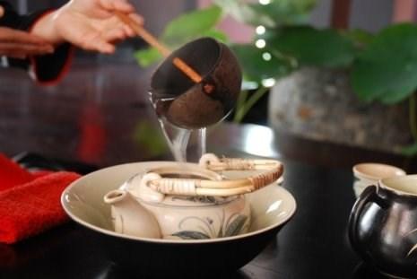 Tây Sơn trà - Loại trà ngon nhất Việt Nam