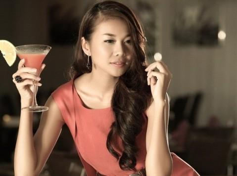 Siêu mẫu nổi tiếng Thanh Hằng