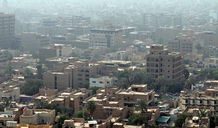 Thành phố Baghdad