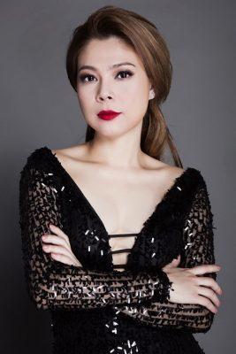 Ca sĩ Thanh Thảo đẹp mặn mà theo thời gian