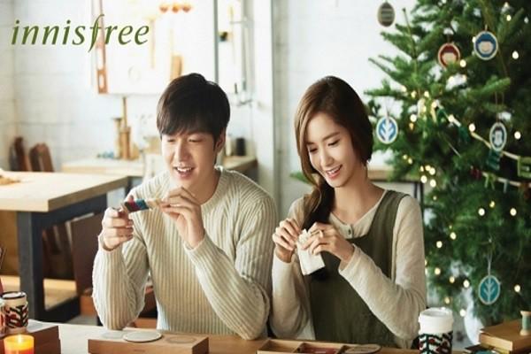 Thương hiệu mỹ phẩm Hàn Quốc Amore Pacific