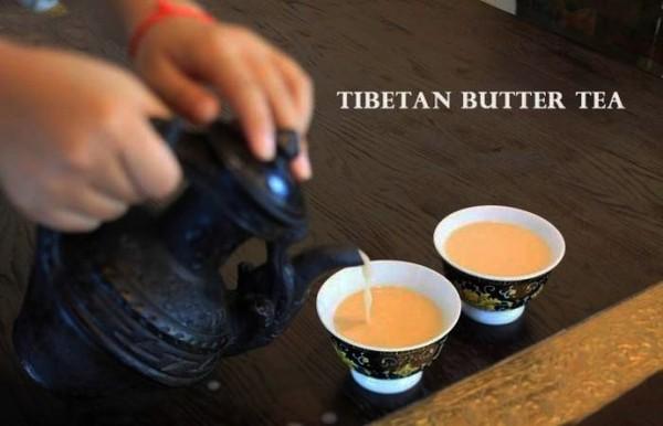 Trà bơ bò Tây Tạng – Loại trà ngon nhất thế giới