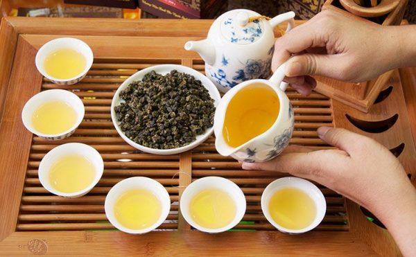 Trà Ô Long - Loại trà ngon nhất Việt Nam