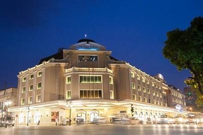 Trung tâm thương mại ở Hà Nội Tràng Tiền Plaza