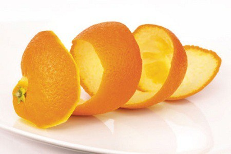 Trị mụn bằng vỏ cam