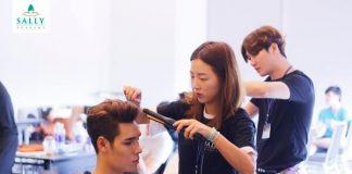 dạy nghề cắt tóc chuyên nghiệp tại Hà Nội