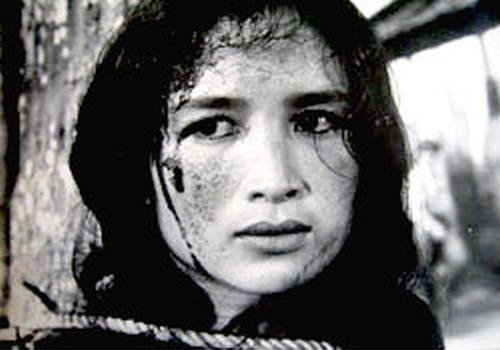 Diễn viên Trà Giang trong phim Vĩ tuyến 17 ngày và đêm