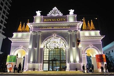 Trung tâm thương mại Vincom Center Royal City