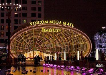Top 10 trung tâm thương mại ở Hà Nội lớn nhất