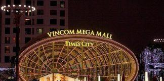 trung tâm thương mại lớn nhất ở Hà Nội