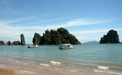 Vịnh Hà Tiên đẹp nhất miền Nam