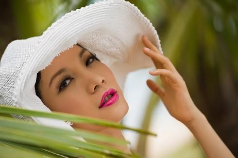 """Siêu mẫu Xuân Lan được mệnh danh là """"Biểu tượng thời trang Việt Nam"""""""