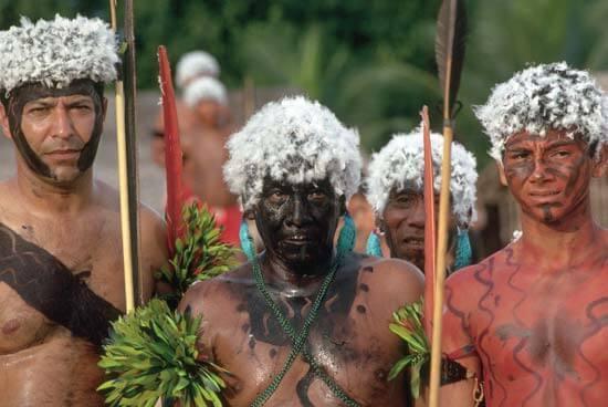 Những người thổ dân Yanomami