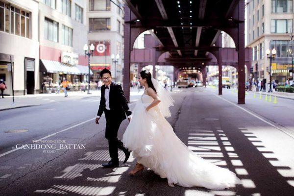 Canhdong_Battan Studio luôn nắm trọn những khoảnh khắc hạnh phúc nhất của các cặp đôi.