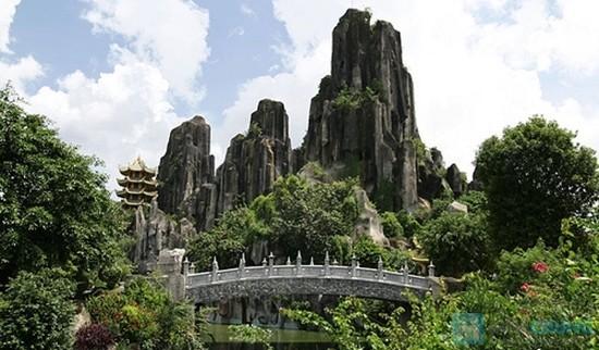 Vẻ đẹp của núi Ngũ Hành Sơn