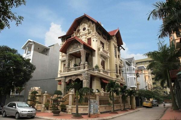 Biệt thự Pháp tuyệt đẹp ở Hà Nội