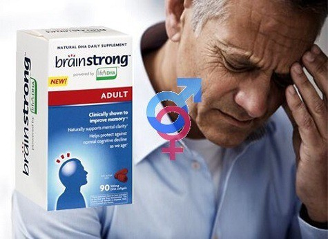 Brain Strong Adult DHA