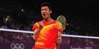 tay vợt cầu lông hàng đầu
