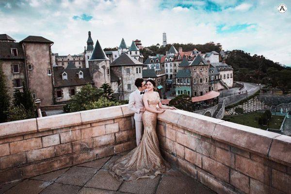 HongKong Wedding mang đến phong cách sang trọng và Châu Âu
