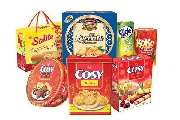 Công ty bánh kẹo nổi tiếng ở Việt Nam