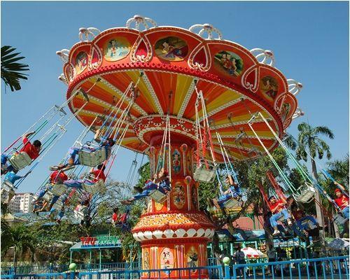 Công viên giải trí lớn nhất Việt Nam