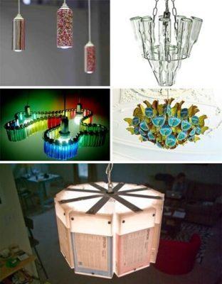 Sản phẩm sáng tạo từ phế liệu