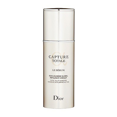 Dior Capture Totale Le Serum Total Youth Skincare Intensive Replumping Action