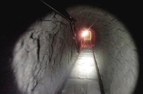 Đường hầm thời gian bí ẩn