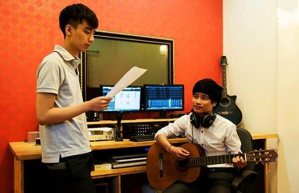 trung tâm dạy thanh nhạc ở Hà Nội