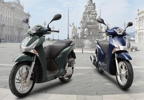 Honda-Sh