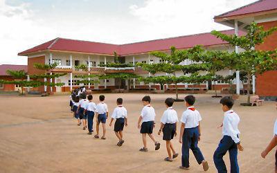 Làng trẻ em SOS Cà Mau