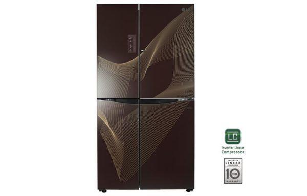 LG GR-R24FGK - Top 10 tủ lạnh đắt nhất hiện nay