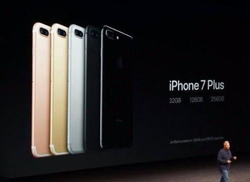 nâng cấp lên Iphone 7